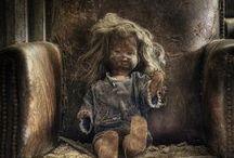 Abandoned / by Siedina 'Snow' Kerntke
