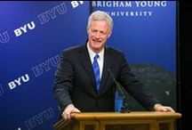 BYU News / Follow us to stay up on happenings on campus.