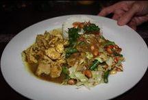 indonesian food / heerlijk eten uit Indonesie  / by Gerrie de Vogel