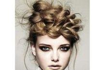 Hair  up / Styles