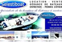 Selestiboat / Company selling new and second hand boats as well as rental. Servicing and maintenance of yachts undertaken. At 6 Quai de la Foudre, in Frejus (83).  Tel: 04 94 53 74 04 International: +33 4 94 53 74 04 Fax: 04 94 51 37 34 http://www.selestiboat.com/en/contact
