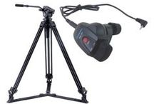 Acebil Prosumer Series Tripod + Zoom Package Systems / Acebil's extensive line of prosumer tripod with zoom package systems for video.