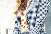 Gingham / From fashion to furnishings, SS14 is all about gingham checks!
