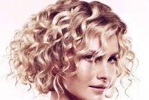 Curly hair / Curly haircuts