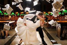 Literary Love / Book themed wedding ideas