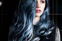 Pastel hair / Colour