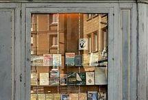 Les livres / livres, librairies