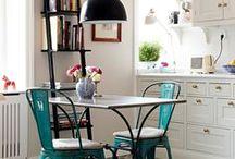 Déco kitchen / cuisine, home, décoration