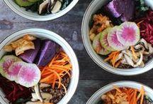 Food / cuisine, gastronomie, recettes, salades, food