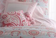 Girl's Room Ideas / Inspirational ideas for decorating your little girl's room