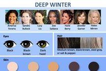 DARK/DEEP WINTER/Темная зима