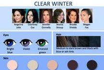 BRIGHT/CLEAR WINTER/Яркая зима