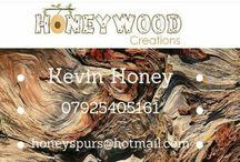 Honeywood Creations / Homemade designs