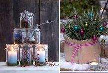 """❄ Weihnachten: Deko, Rezepte Geschenke ❄ / """"It's the most wonderful time of the year..."""" Coole DIY-Ideen und wunderschöne Weihnachts-Inspiration für euer Zuhause."""