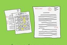 Rubric Power! / Tips, tricks and ideas on how to write and utilize rubrics when grading.