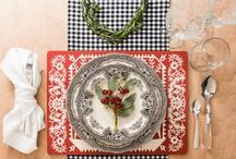 Hadley Table Placemats
