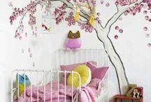 Kinderzimmer einrichten / DIY-Ideen fürs Kinderzimmer und tolle Einrichtungsideen für die Kleinen.
