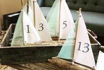Nautical/Beach Wedding Ideas