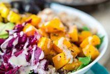 Vegane Rezepte / Vegane Gerichte sind nicht nur total angesagt, sondern auch super vielseitig. Hier findet ihr vegane Rezepte, die Lust auf mehr machen!