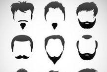 Hairstyle men / Тренды 2016-2017 на мужские прически.