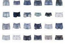 Shorts / Шорты / Тренды на шорты 2016-2017.