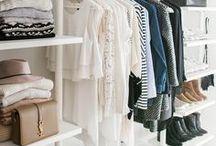 Schlafzimmer einrichten // Kleiderschrank / Ihr möchtet euer Schlafzimmer einrichten oder euren Kleiderschrank organisieren? Wir zeigen euch wunderschöne Schlafzimmer zur Inspiration und geben euch praktische Tipps, um leichter Ordnung zu halten!
