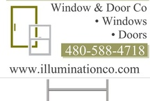 Our Window & Door Projects / Projects & Designs from the IllumiNation Co Team in Scottsdale, AZ