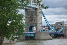 LONDRES EN JUIN 2013 / Nous sommes allés à Londres entre le 22 et le 24 juin 2013. J'ai gagné ce magnifique voyage en hôtel de luxe en jouant à un jeu