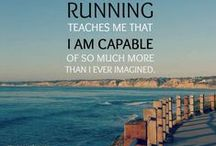 Fitness, Motivation, and Running / Exercise, Hard Work, and all thing running! / by Brian Crouse