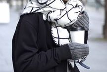 AUTOMN TO WINTER / fashion for the colder months