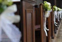 Hochzeit Kirchenschmuck