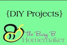 DIY Projects / DIY projects for all Do-It-Yourselfers, regardless of skill level.