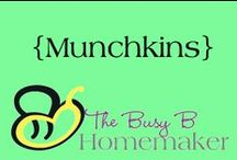 Munchkins / All about babies, toddlers, and kids. Clothes, toys, activities, and everything else that comes with them! :)