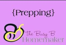 Prepping: Overview / The ins and outs of prepping. Overall preparedness tips, and posts from top prepper blogs.