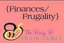 Finances/Frugality