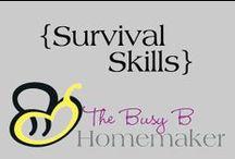 Prepping: Survival Skills