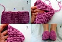 Knitting / Easy knitting projects