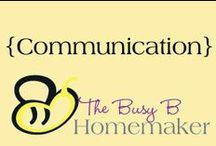 Prepping: Communication