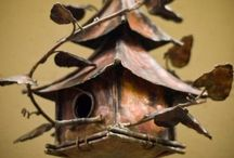 Birdhouse loving