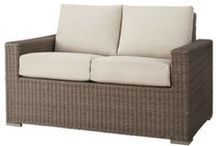 Meg's and Cait's Patio / It started with a loveseat... / by Maria Wagener