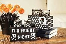 Festive Halloween / Spooky or stylish, Halloween is the season to make memories with family, friends, fun & fragrance!