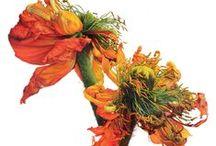 Beauty of Flowers in Art / Botanical art