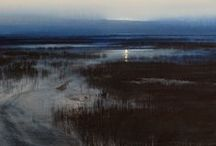 Water Views Watercolours / Thirty International talented Watercolourists  exhibit between September 25 to October 6 in Milan