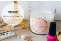 Charmed Aroma Reviews / We've had plenty of people review our candles. Have a look!