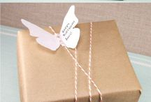 Gift ideas / Love giving gifts to loved ones  Gift ideas, gift wrapping And card ideas