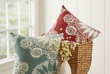 Patterns and Prints / Everyday or special occasion, these prints and patterns will inspire the interior designer in you.