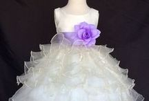 Flower Girl Dresses / by Brittney Gossard