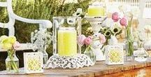 Spring Garden Party / Spring is in the air and life is in bloom! Celebrate the awakening season with Friends, Fragrance & Fun!™