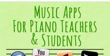 New Piano Teachers / Helpful hints for novice piano teachers.