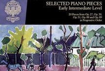 NEW CLASSICAL PIANO EDITIONS
